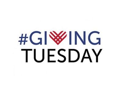 Giving Tuesday -Dec. 3, 2019